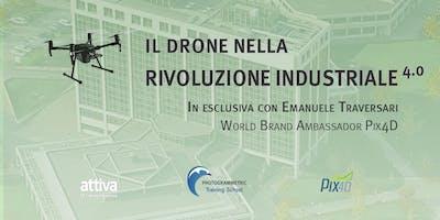 Il drone nella rivoluzione industriale 4.0 - Veneto