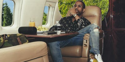 Ryan Leslie & Band Live in Dortmund - 24.10.- Junkyard