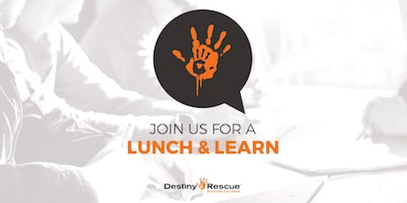 Lunch at Exponential with Destiny Rescue tickets