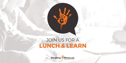 Lunch at Exponential with Destiny Rescue