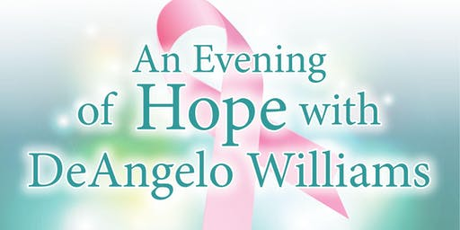 An Evening of Hope with DeAngelo Williams