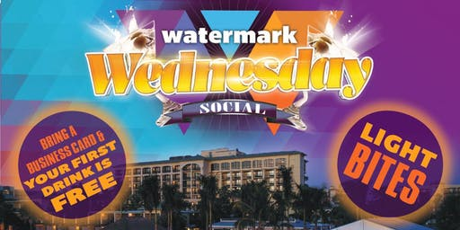 September's Watermark Wednesday Networking Social