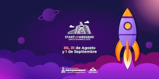 Techstars Startup Weekend Santo Domingo Este