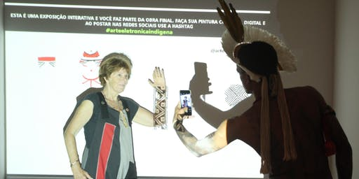 13th Native Spirit Indigenous Film Festival - Opening Day - Indigenous Electronic Arts Brazil
