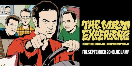The Mr. T Experience / Kepi Ghoulie / Motorcycle tickets