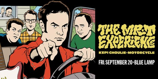 The Mr. T Experience / Kepi Ghoulie / Motorcycle