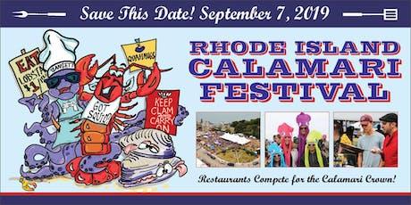Rhode Island Calamari Festival tickets