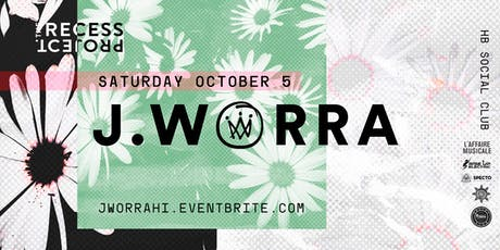 The Recess Project ft. J. Worra tickets
