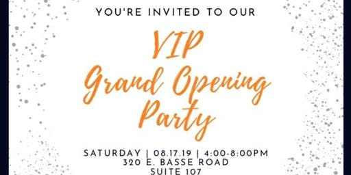 VIP Grand Opening Party