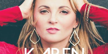 Karen Waldrup tickets