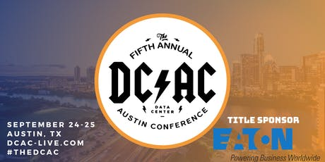 5th Annual - Data Center Austin Conference tickets
