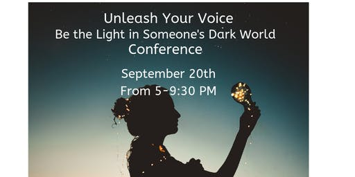 Unleash Your Voice Conference
