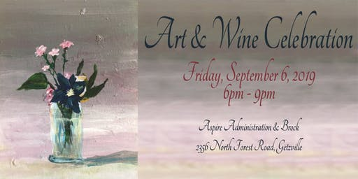 Aspire's Art and Wine Celebration