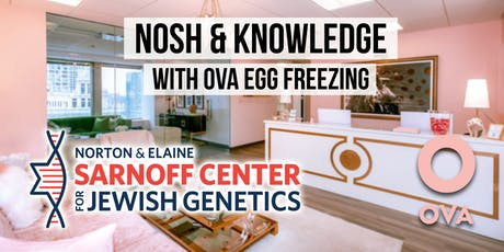 Nosh & Knowledge with OVA tickets