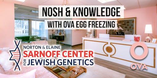 Nosh & Knowledge with OVA