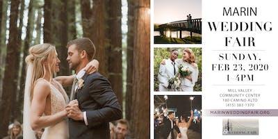 Marin Wedding Fair