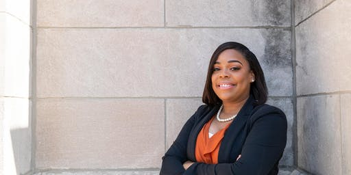 Meet Kina Collins - Candidate for Congress!