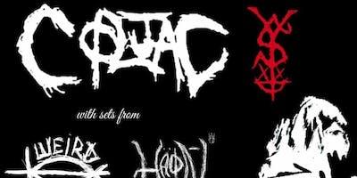 Coljac YSD - ( c o f f i n ) . Album Release Show