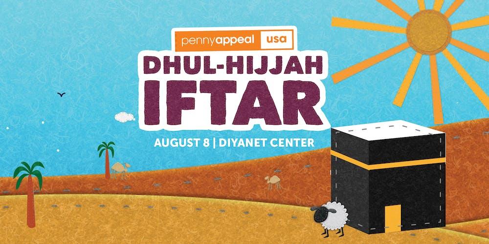 Dhul-Hijjah Community Iftar | Diyanet Center