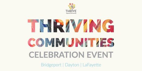 Thriving Communities Celebration Event tickets
