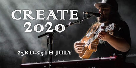 Create Conference 2020 tickets