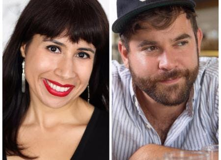 Poetry Reading with Erika L. Sánchez & sam sax
