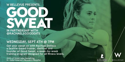Good Sweat with @rachaelsgoodeats