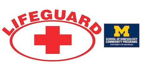 LG: Lifeguard Training - PE143 001 tickets