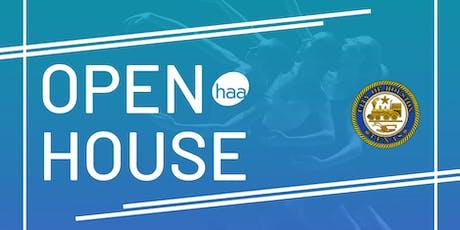 Grants Open House tickets