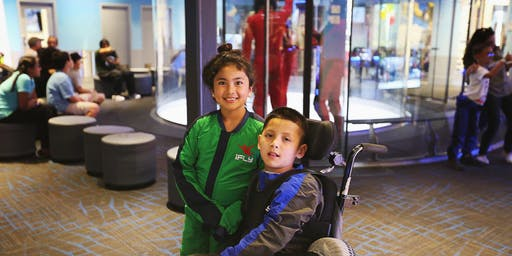 iFLY Austin All Abilities Night