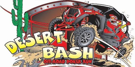 Arizona West AllSports, Inc. Presents the Lake Havasu Area Chamber of Commerce 2019 Desert Bash & Off-Road Poker Run tickets