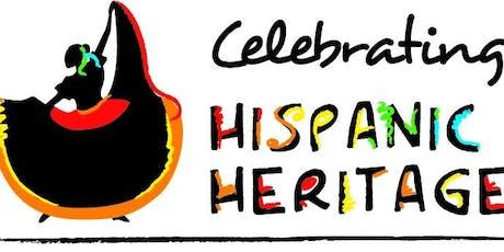Hispanic Heritage Fundraiser tickets