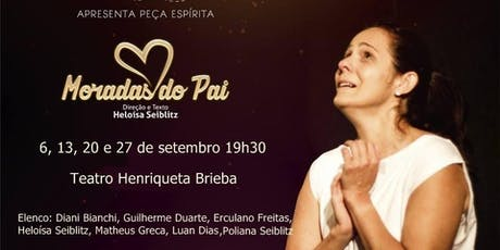 Moradas do Pai - Cia Teatral Amor, Luz e Arte ingressos