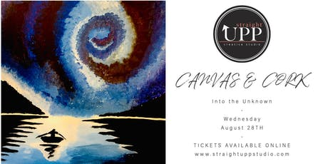 Canvas & Cork | Into the Unknown tickets