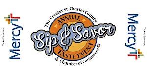 21st Annual Sip & Savor St. Charles County Taste Event...