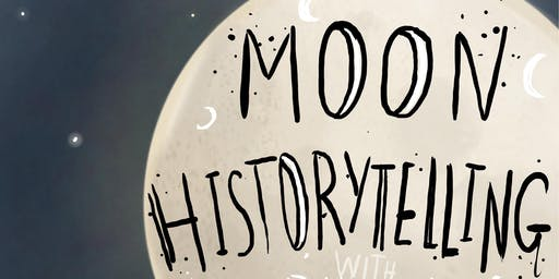 Moon Historytelling with Shirley Halse!