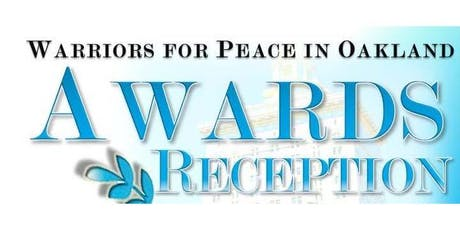 S.A.V.E. Peace Awards Reception 2019 tickets