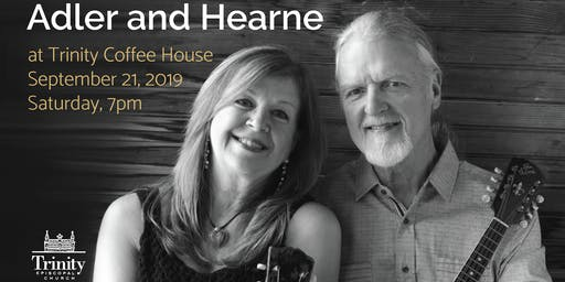 Adler & Hearne: Live at the Trinity Coffee House