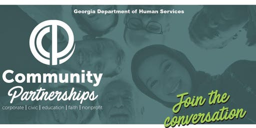 Faith and Nonprofit Meeting: Bibb County