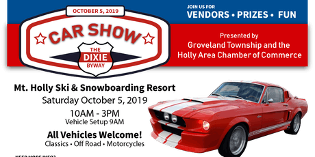 Dixie Byway Car Show tickets