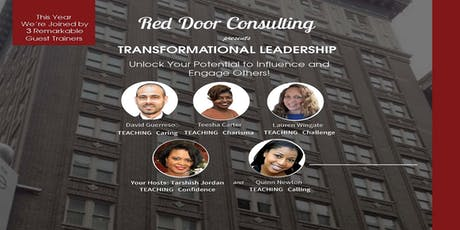 Transformational Leadership Lunch & Learn 2019 tickets