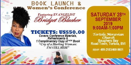 Book Launch & Women's Conference tickets