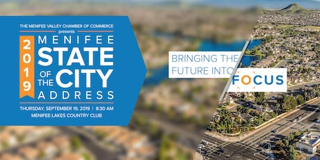 State of the City 2019 tickets