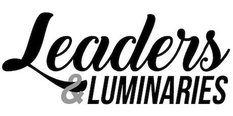 Leaders & Luminaries: Dallas DA John Creuzot tickets