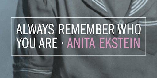 Anita Ekstein's Book Launch