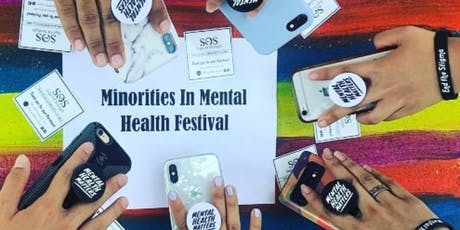 Minorities In Mental Health Festival 2020 tickets