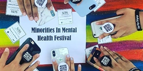 Minorities In Mental Health Festival 2021 tickets