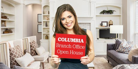 Taylor Properties - Columbia Branch Open House tickets