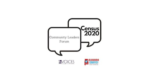 Census 2020 Community Leaders Forum- Marshall