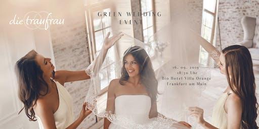 GREEN WEDDING EVENT